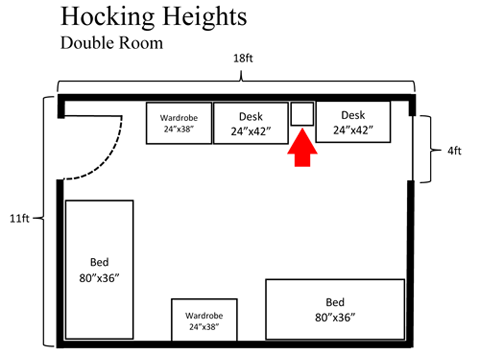 Hocking Heights Double